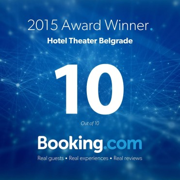 Booking Award Winner - Hotel Theater Hotel