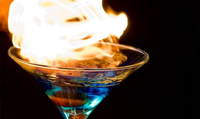 DrinkOnFire